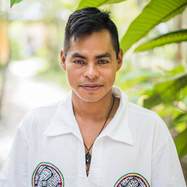Maestro Shaman Onánya Arturo Izquierdo, Caya Shobo Ayahuasca Retreat Centre