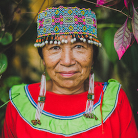 Maestra Onánya Shipiba Shaman, Lucinda Mahua Campos, Caya Shobo Ayahuasca Retreat Centre
