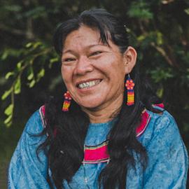 Maestra Onánya Shipiba Shaman, Maricela Rios Inuma, Caya Shobo Ayahuasca Retreat Centre