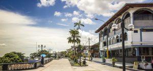 Iquitos Boulevard, Peru