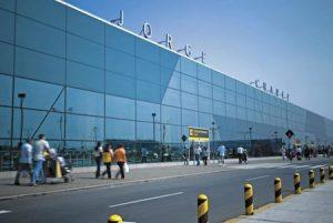 Lima Airport, Peru