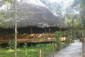 Maloka at Caya Shobo Ayahuasca Healing Retreat Center