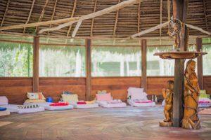Maloka at Caya Shobo Ayahuasca Healing Center