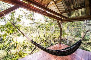 Caya Shobo Tambo balcony