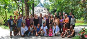 Group at Caya Shobo Ayahuasca Retreat Center