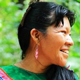 Shipibo Maestra Maricela Caya Shobo Ayahuasca Retreat Centerr