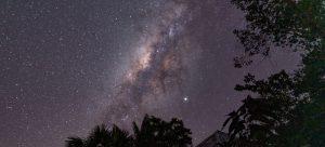 Night Sky at Caya Shobo Ayahausca Retreat Center, Iquitos, Peru