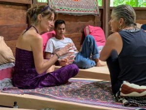 Facilitator Caya Shobo Ayahuasca Retreat Center