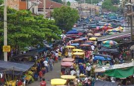 Iquitos-Market-Peru Caya Shobo Travel Planning