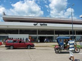 Iquitos_International_Airport Caya Shobo Travel Planning