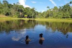 Lagoon Caya Shobo Ayahuasca Retreat Center