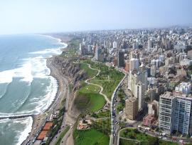Lima-Peru Caya Shobo Travel Planning
