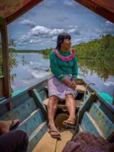 Maestra Lucinda Caya Shobo Iquitos
