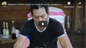 Shipibo Maestro Walter Martinez Caya Shobo